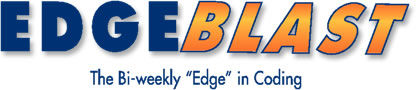 The Edge Blast E-Newsletter